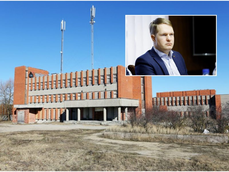 Klaipėdoje – ginčai dėl Lietuvos kino studijos: nesutarimai sprendžiami teisme