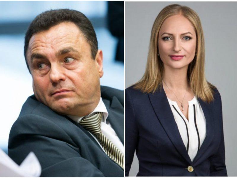 Dvikova: Gargždų rinkiminėje apygardoje susikaus P. Gražulis ir R. Petrauskienė