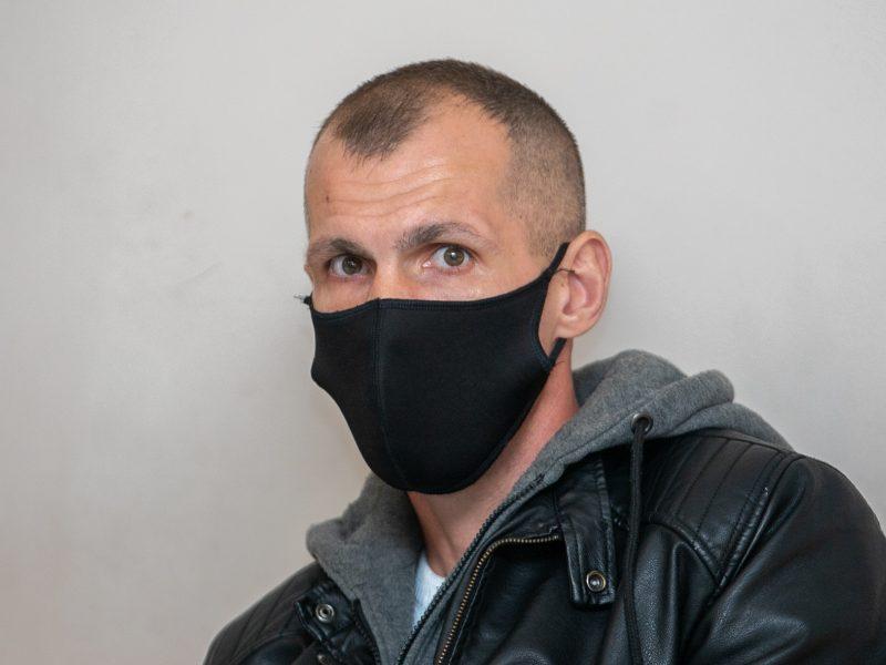 Senolius terorizavusio Heraldo Barčiausko teismas