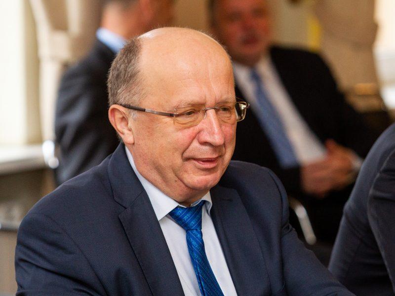 A. Kubilius siūlo ES peržiūrėti tolesnio bendradarbiavimo su Rusija strategiją