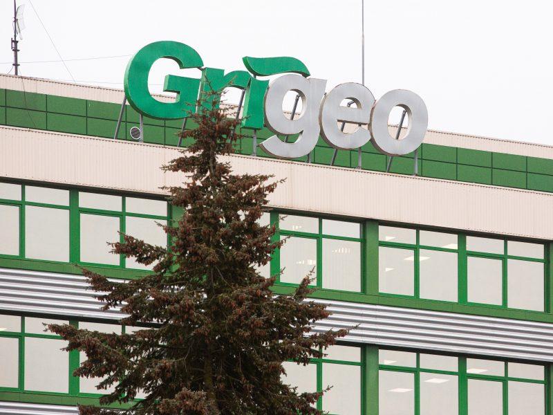 """""""Grigeo"""" tikina: bendrovės turto areštas įtakos veiklai neturės"""