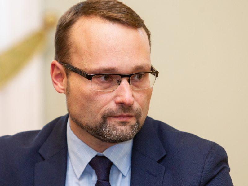 Kultūros ministras susitiks su Vilniaus meru