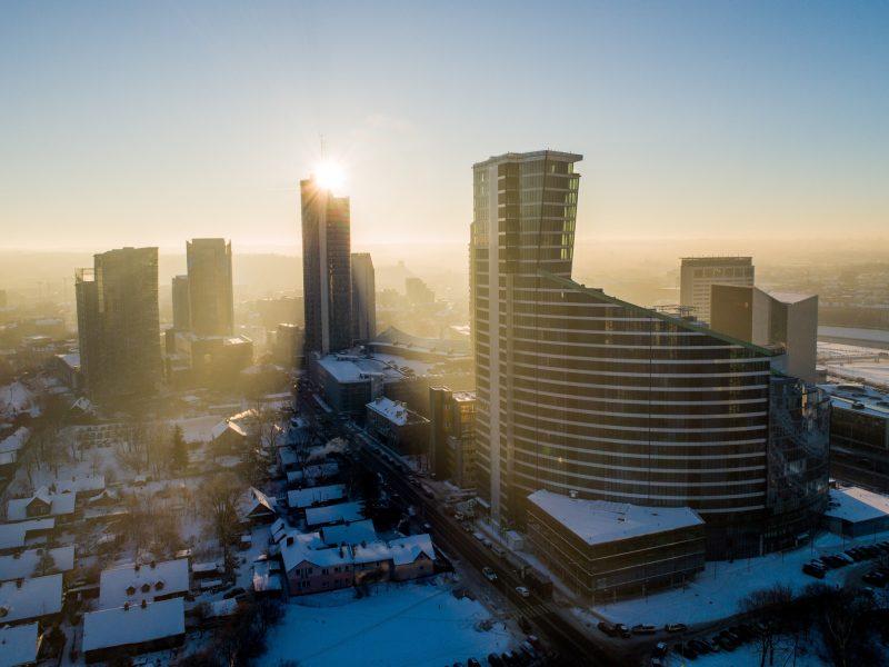 Vilniaus savivaldybė įpareigota iš naujo viešinti bendrąjį miesto planą