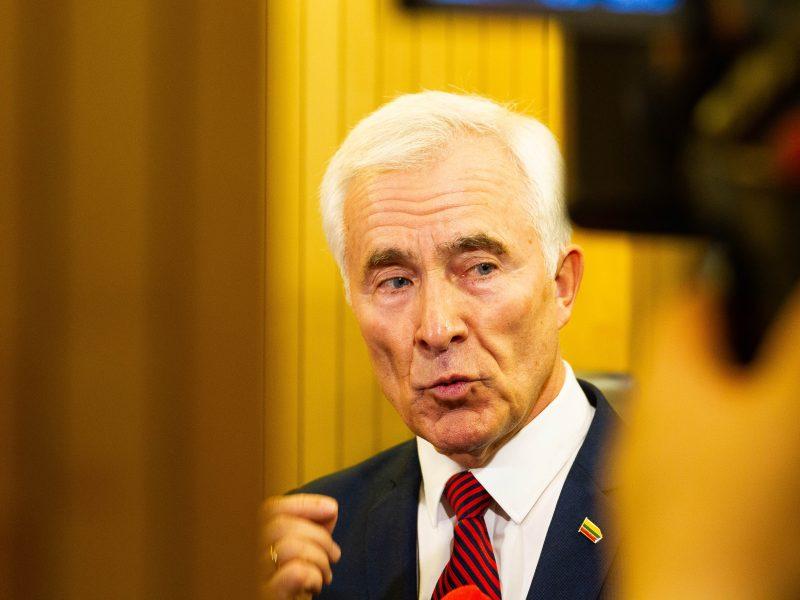 Konservatoriai siūlo naikinti D. Kepenio Sveikos gyvensenos komisiją