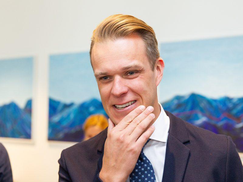 G. Landsbergis: Vyriausybėje gali nesikeisti nė vienas ministras