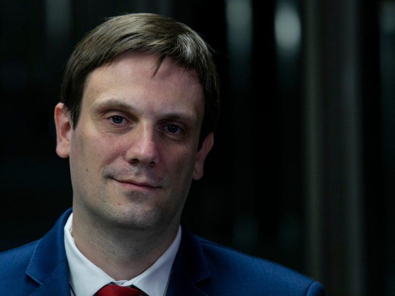 Šešėlinio ministro posto netekusio T. Tomilino pareigas perima L. Girskienė