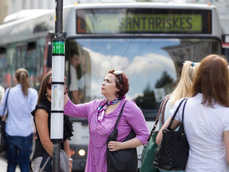 Nemokamas viešasis transportas: idėja gera, bet iš kur gauti pinigų?