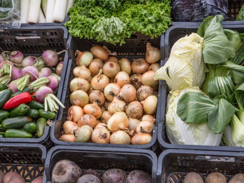 Išaugo susidomėjimas parama trumpoms maisto tiekimo grandinėms