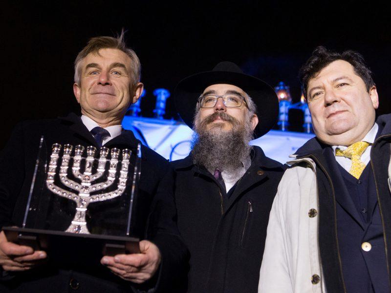 Seimo pirmininkas su oficialiu vizitu vyks į Izraelį