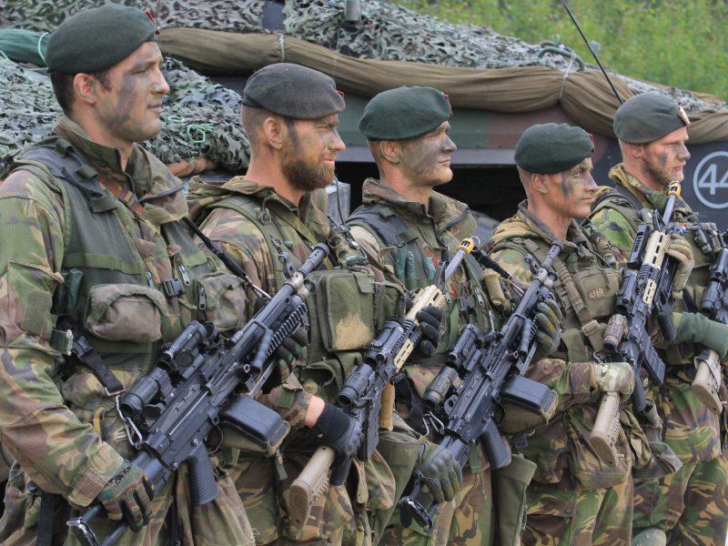 Į pratybas Lietuvoje atvyksta NATO vadavietės Brunsume vadas