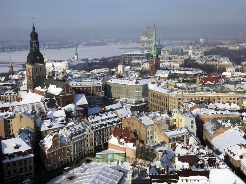 Kaip Latvija sukūrė posovietinį pinigų kanalą