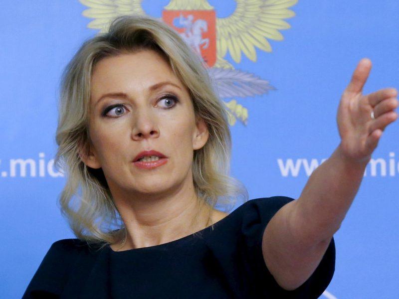 Maskva: JAV pasitraukus iš INF sutarties Rusija gali imtis atsakomųjų veiksmų