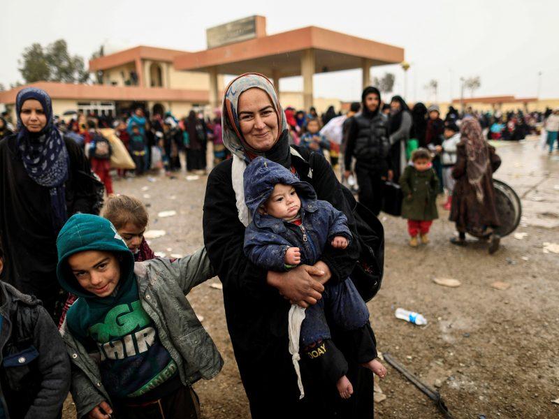 D. Grybauskaitė remia Jungtinių Tautų paktą dėl migracijos