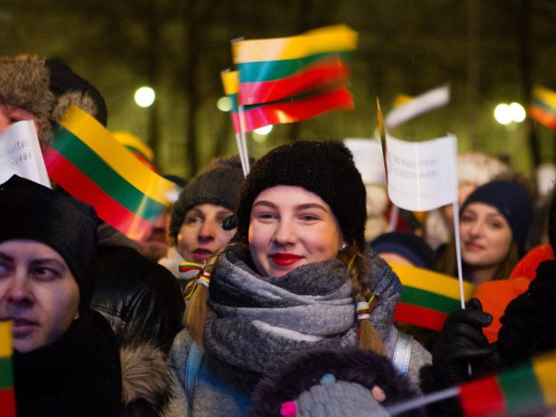 Kovo 9-oji paskelbta Lietuvos vardo diena