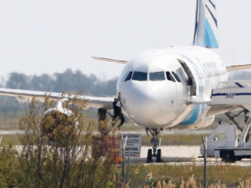 Iš Egipto į Vilnių skrendantiems lietuviams – netikėti nemalonumai