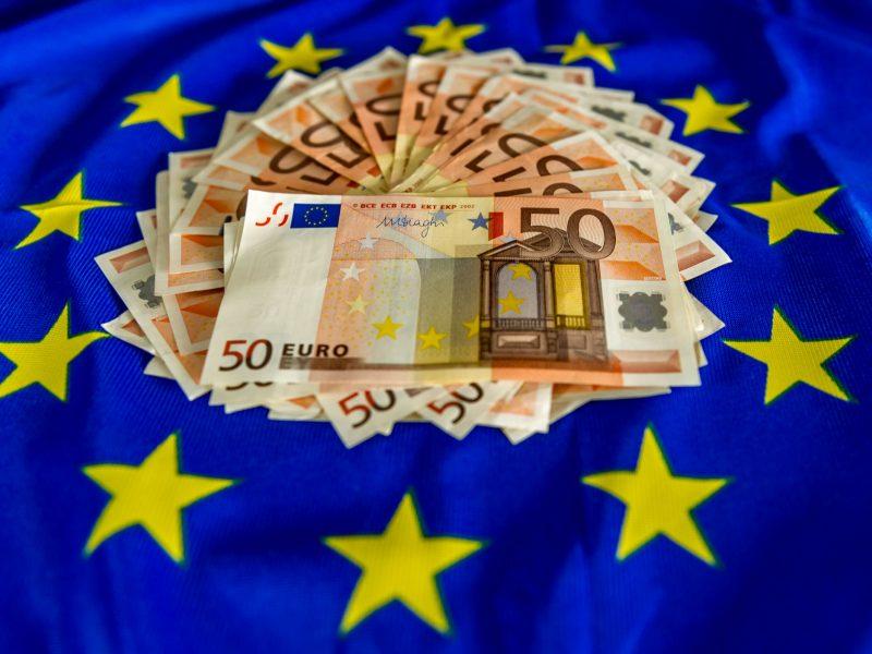 Lietuva dar nepanaudojo 605 mln. eurų ES paramos