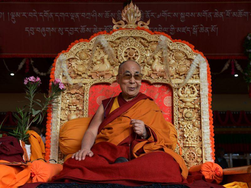 Įspėja: Dalai Lamos vizitas gali pakenkti Lietuvos ir Kinijos santykiams