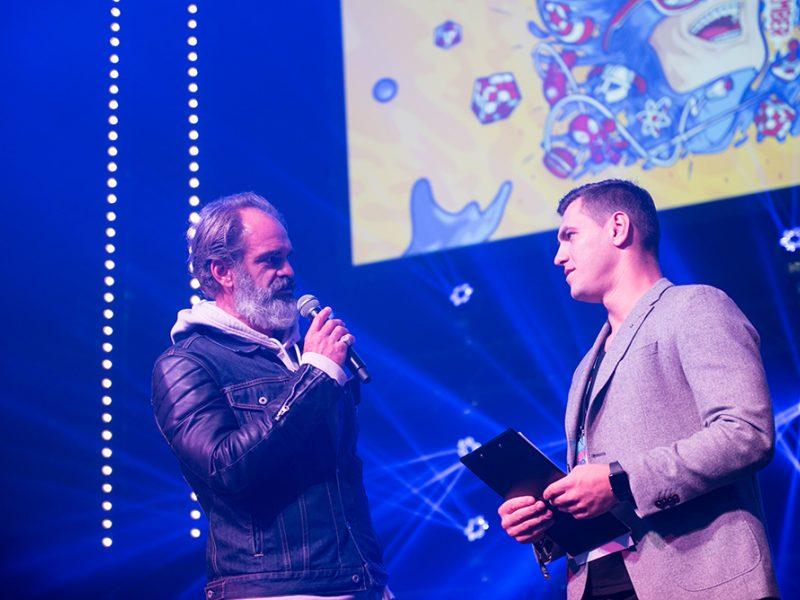 """Akimirkos iš renginio """"Comic Con Baltics"""""""