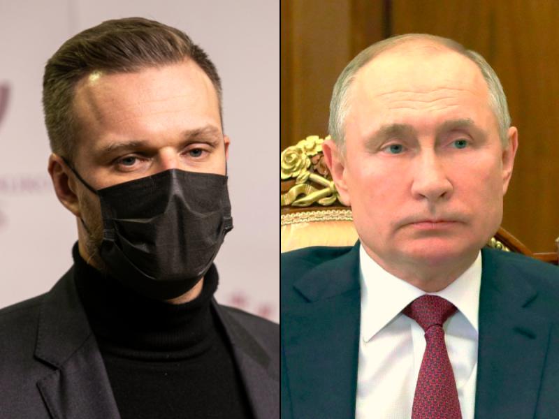 G. Landsbergis: suteikim V. Putinui šansą surengti laisvus Dūmos rinkimus