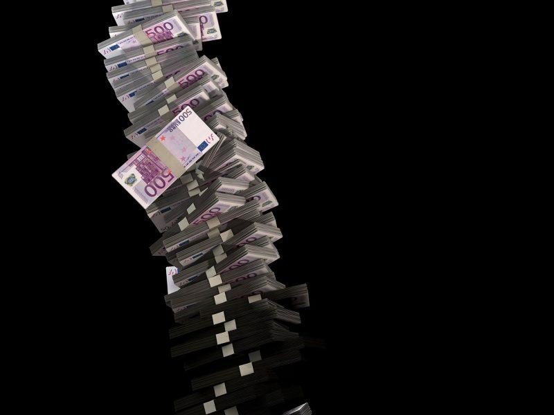 Vilniuje sukčiai tuštino sąskaitas: išgaravo didžiulės sumos