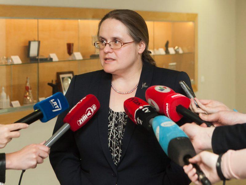 Naujam tyrimui dėl politinės korupcijos diriguos A. Širinskienė