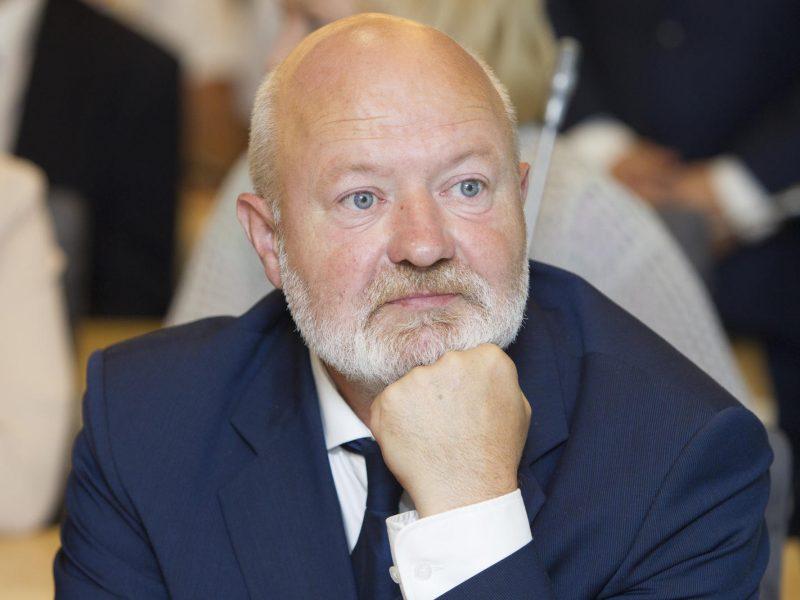 E. Gentvilas: Liberalų sąjūdžio Vilniaus skyriaus laukia reorganizacija