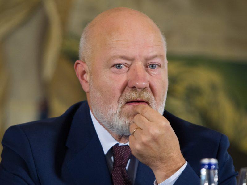 E. Gentvilas siūlo nutraukti tyrimą dėl galimos politinės korupcijos