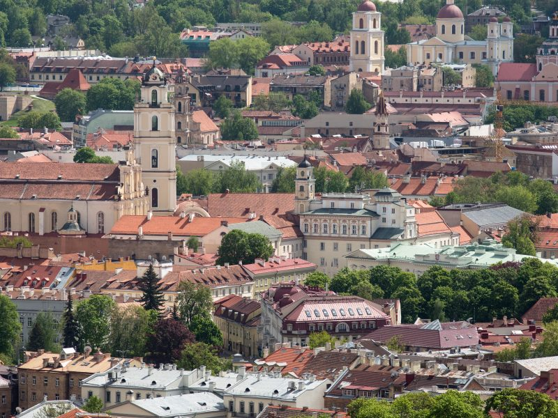 Vilniuje turėtų atsirasti S. Gedos gatvė