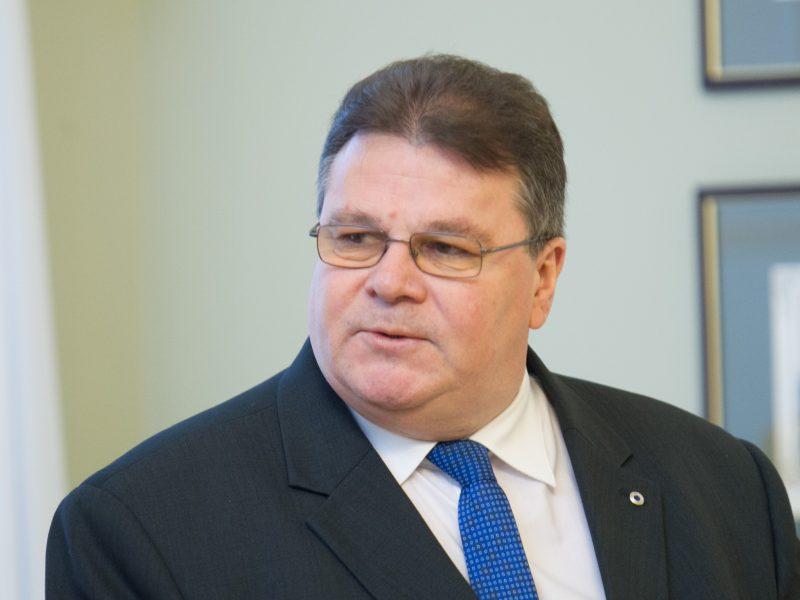 L. Linkevičius Briuselyje aptars Rytų partnerystės klausimus