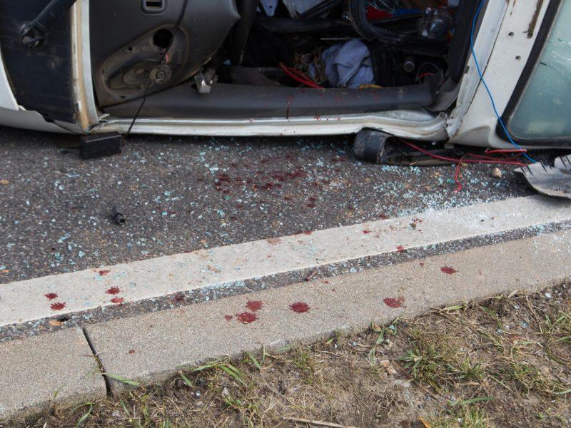 Kraupi avarija Plungės rajone: patikslinta – žuvo dvi moterys