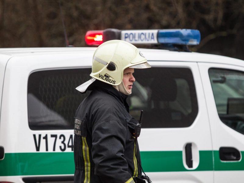Vilniuje prie oro uosto vėl rastas sprogmuo