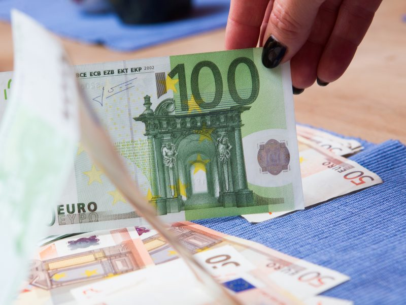 Gyventojai šiemet skyrė 20,5 mln. eurų paramos – daugiau nei pernai