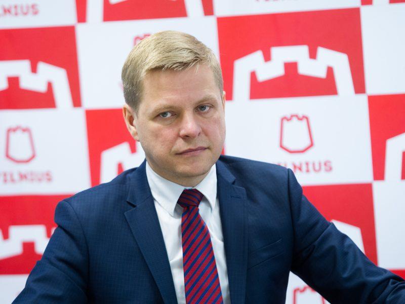 R. Šimašius į Vilniaus merus kandidatuos su rinkimų komitetu