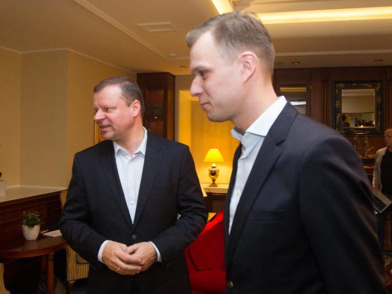 Konservatoriai laukia premjero pasiūlymų dėl tarptautinių sankcijų įstatymo