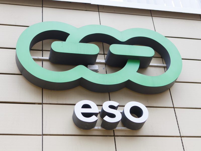 Teismas laikinai sustabdė ESO išmaniųjų skaitiklių konkursą