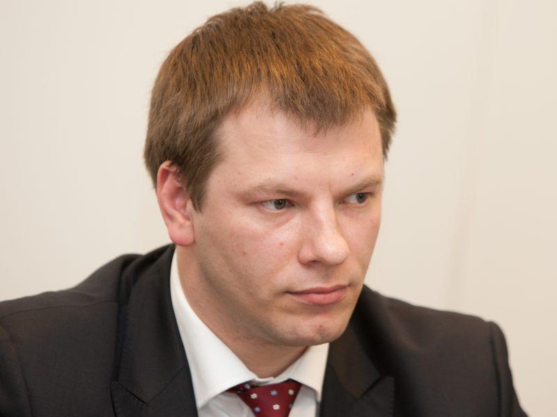 V. Šapoka žada, kad savivaldybės nepajus GPM sumažėjimo