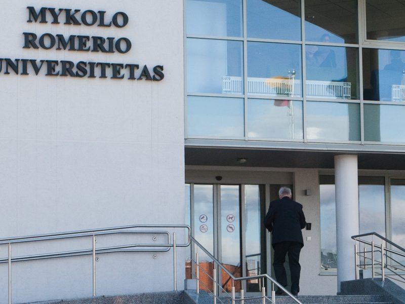M. Romerio universitetas jungiamas prie VGTU
