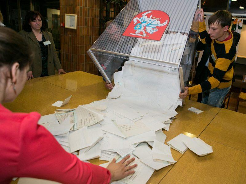 VRK kviečia tapti nepriklausomais rinkimų stebėtojais