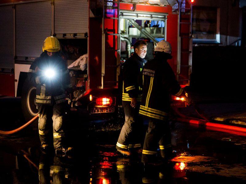 Žuvusiųjų gaisruose – mažiausiai per visą nepriklausomybės laikotarpį