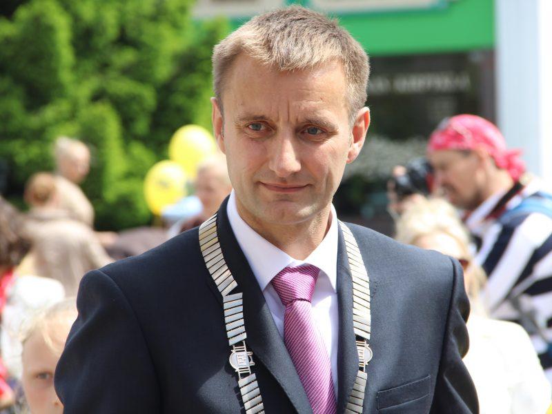 Šiaulių merui nepavyko atleisti administracijos direktoriaus pavaduotojo