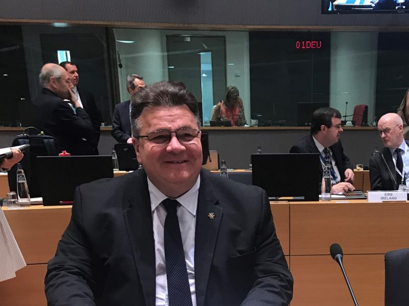 L. Linkevičius: ES turi užtikrinti tinkamą dėmesį Rytų partneriams