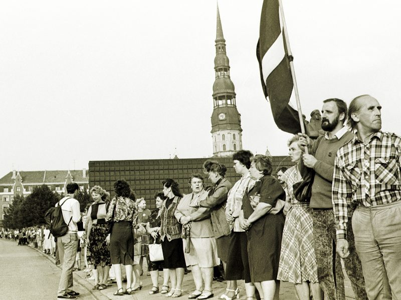 Baltijos keliui – 30 metų