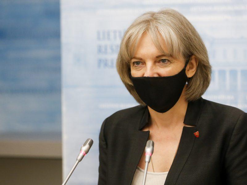 Prezidentūra laukia, kol URM pasiūlys kandidatą į ambasadorius prie ES