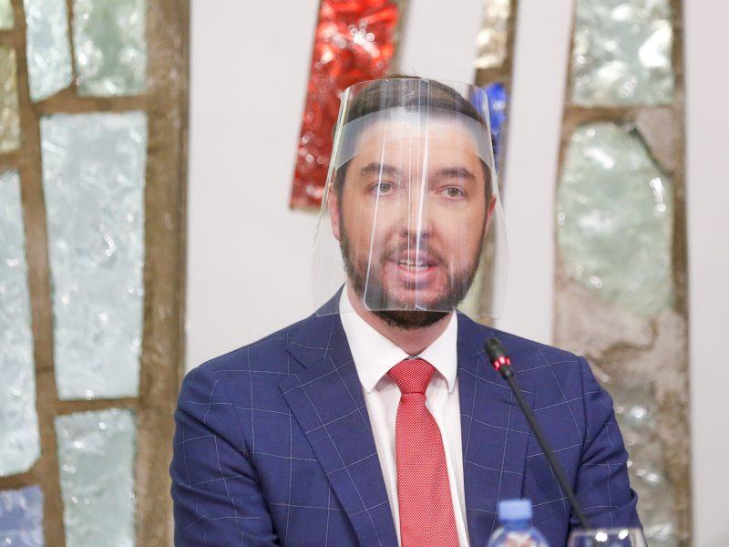 Laisvės partijos atstovas sukritikavo šešėlinės Vyriausybės darbą: kursto nesantaiką