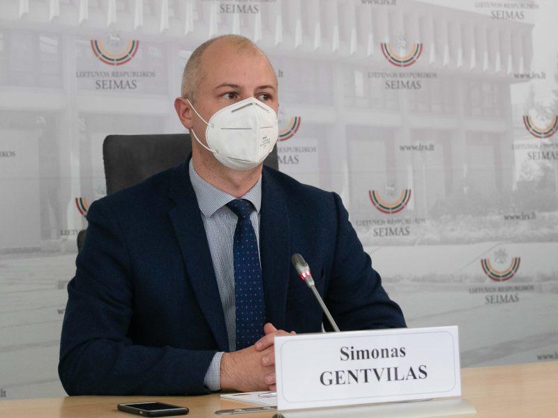 S. Gentvilas: eiliniams AAD inspektoriams skelbiami konkursai, vadovams – ne