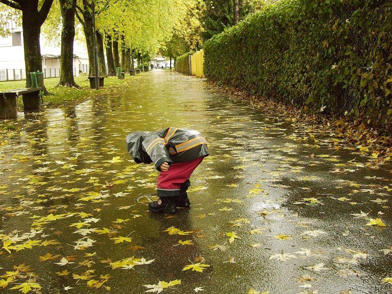 Orai: bus ne tik šalta, bet dar merks lietus