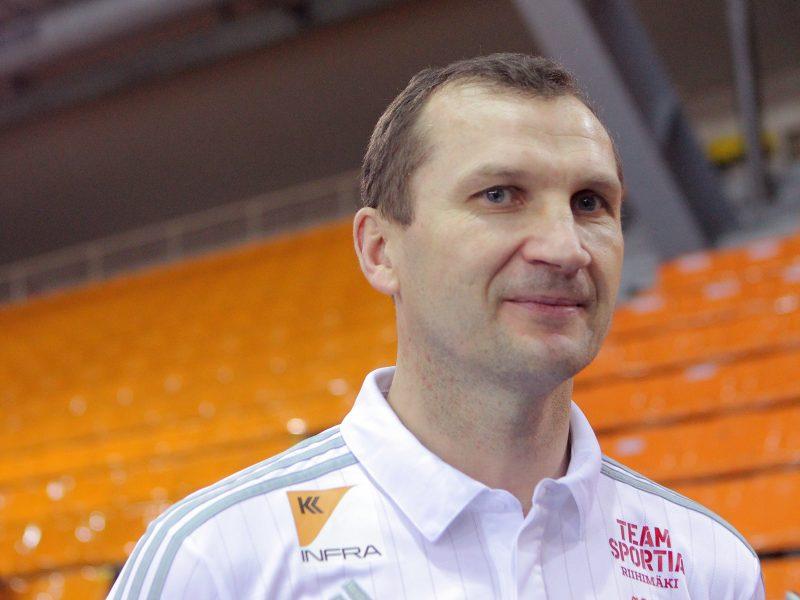 Ukrainos klubui lietuvio reikėjo labiau nei suomiams
