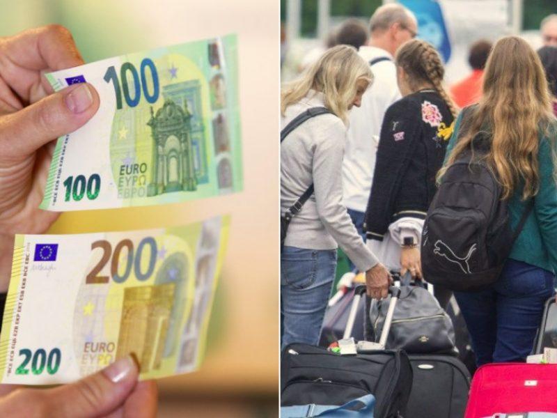Užsienyje dirbę lietuviai nesusigrąžina kelių milijonų mokesčių permokų
