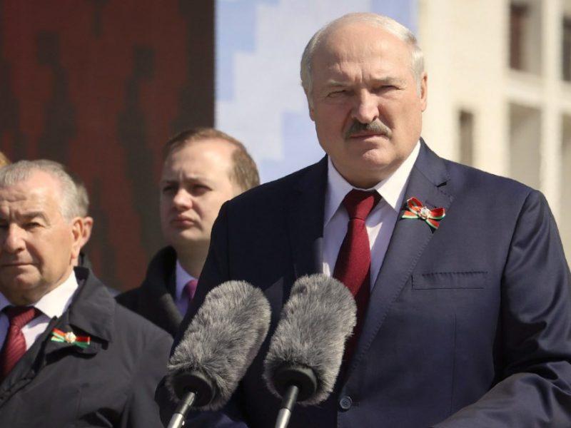 A. Lukašenka ragina tautą susitelkti siekiant išsaugoti Baltarusijos nepriklausomybę