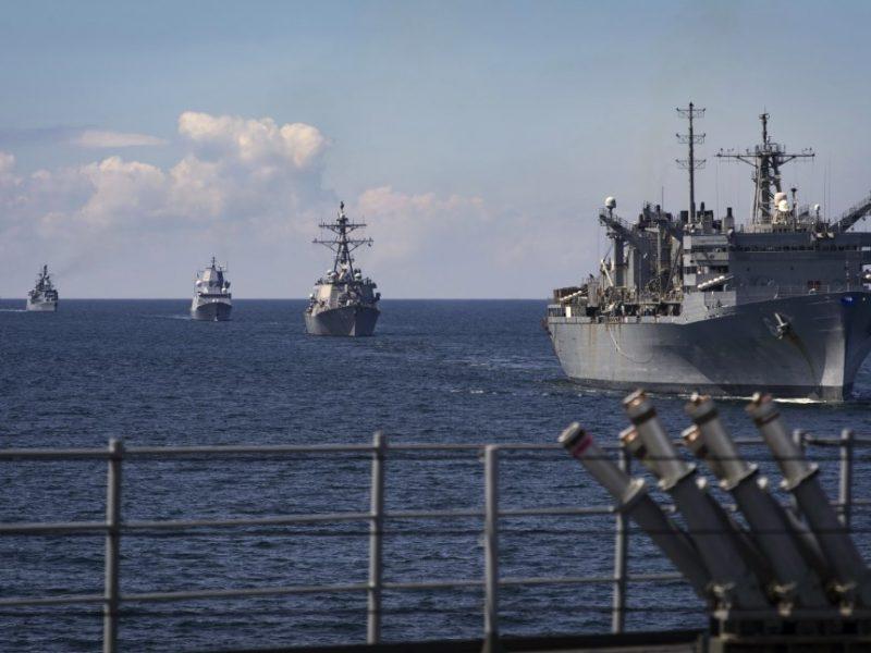 BALTOPS pratybose Baltijos jūroje – dėmesys ir kibernetiniam saugumui